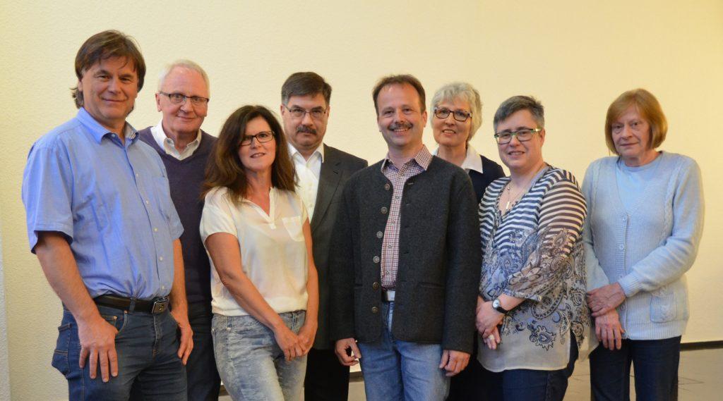 Vorstand der Freireligiösen Gemeinde Idar-Oberstein 2016